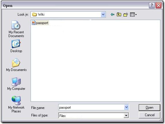 Uploading documents to the Verification Centre - WebMoney Wiki