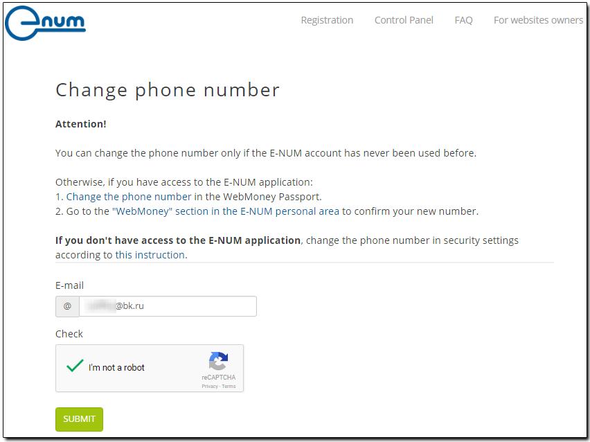 phone number address