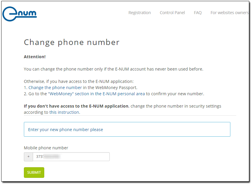 how to change phone number on paypal