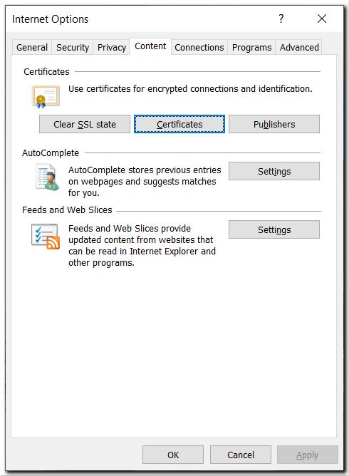 Installing Root Certificate In Internet Explorer Webmoney Wiki